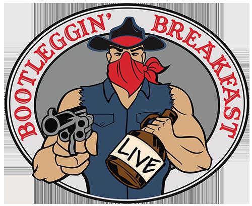 bootleggin logo